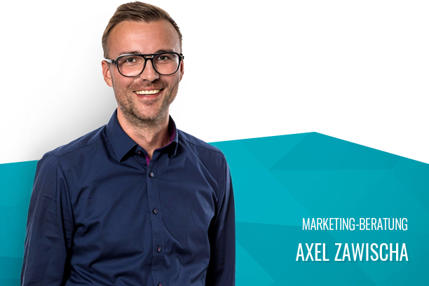 Marketing-Berater Axel