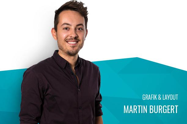 Web-Designer Martin