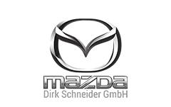 Logo Mazda Autohaus - Dirk Schneider GmbH