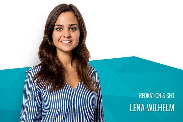 Redakteurin Lena