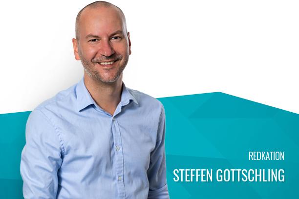 Redakteur Steffen
