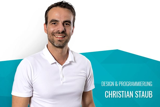 Webentwickler Christian