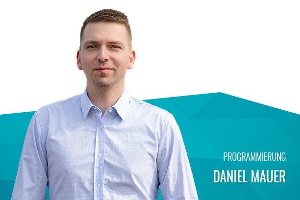 Webentwickler Daniel