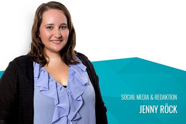 Redakteurin Jenny