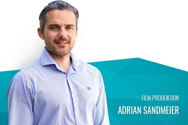 Projektleiter Film Adrian